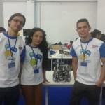 Estudiantes de Ingeniería de la UCR avanzan a la final de Olimpiada Mundial de Robótica