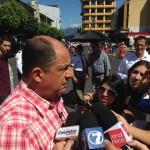 """""""Yo rechazo cualquier censura a los medios"""", dice Presidente Solís sobre comentario de Kattia Martin"""