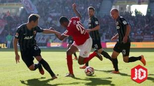Junior Díaz no solo brilla en la Selección, también lo hace en la Bundesliga