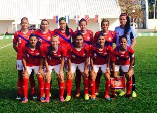 Selección Femenina apunta a la medalla de oro en Veracruz 2014