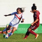 ¡Pura garra! Selección Femenina consigue la medalla de bronce en Veracruz 2014