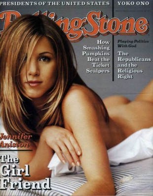 "Jennifer Aniston: ""Yo mostré mi trasero antes que Kim Kardashian"""
