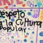 Juzgado Contravencional de San José procesará caso de grafiteros en Asamblea