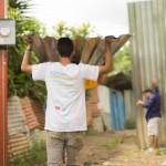 Fundación Techo solicita voluntarios para construir 30 viviendas en Guanacaste y Limón