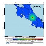 Registran sismo de 3,7 grados en Turrialba, descartan relación con actividad del volcán