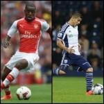 ¡Duelo de ticos!, Campbell y Gamboa se podrían ver las caras en la Premier League