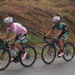 """El """"Rey"""" Juan Carlos Rojas se vuelve a vestir de líder en la Vuelta Costa Rica 2014"""