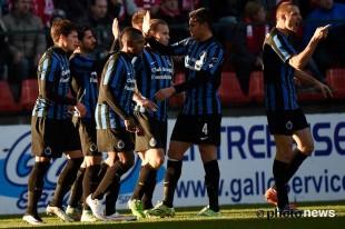 El Brujas continúa imparable en la Pro League de Bélgica