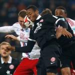 Junior Díaz jugó su segundo partido como estelar y el Mainz sacó la victoria de visita