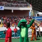 35 mil niños de escasos recursos celebran fiesta navideña en el Estadio Nacional