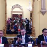 """""""Para mí eso no significa gran cosa"""", dice Canciller sobre mención de Presidente en apuntes de empresario preso en Brasil"""