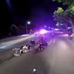 Motociclista atropelló a un hombre en Carrillo y lo envió delicado al hospital