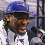 Retiran los cargos a Blount, que podrá jugar el Super Bowl