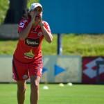 Selección Femenina empezó a sumar experiencia para el debut ante España