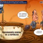 crToons: Presidente esperará informe de diputados antes de tomar una decisión en caso de Soley y Procuradora