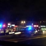 Transportistas queman llantas y bloquean ruta hacia Pavas