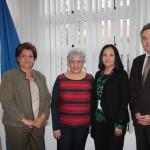 Nueva representante de la OPS en Costa Rica apuesta por el mejoramiento de la salud de los ticos