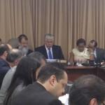"""Ministro de la Presidencia señala carencia de criterio unitario en Comisión Legislativa por """"caso Soley"""""""