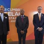 En discurso inaugural de la Celac presidente Solís insta a sus homólogos a combatir el hambre y miseria en la región