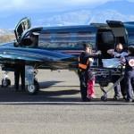 Trasladan vía aérea a bebé con asfixia y niña con trauma craneal al Hospital de Niños