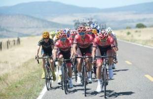 Gregory Brenes terminó en el puesto 28 del Tour de San Luis, en su edición del 2015