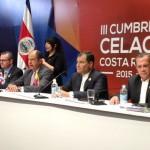 Solís ve con buenos ojos propuesta de presidente de Ecuador sobre creación de un fondo de reserva regional