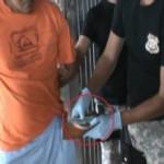 Detienen a sospechoso de vender drogas en San Carlos