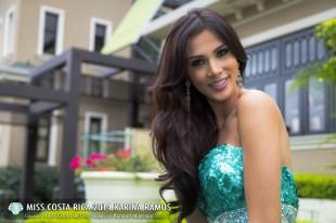 """Karina Ramos es la tercera """"Miss"""" más buscada por los latinoamericanos en Google"""