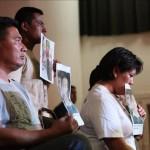 Padres de desaparecidos en México llevan su lucha a foros internacionales