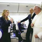 """Auschwitz """"es un grito de dolor que pide un futuro de respeto"""", dice el Papa"""