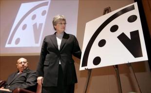 """El reloj del """"Juicio Final"""" avanza ante la amenaza nuclear y el cambio climático"""