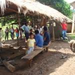 Incremento de infecciones respiratorias en Talamanca obliga a la Caja a desplazarse para vacunar
