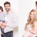 Ya nació el segundo hijo de Shakira y Gerard Piqué, según prensa internacional