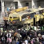 Al menos 7 muertos y 20 heridos al explotar un autobús en Damasco