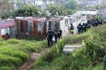 Detienen a dos menores ligados a robos en Purral