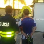 Fuerza Pública detuvo a 35 personas en acciones preventivas, durante fin de semana