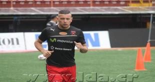 Juan Gabriel Guzmán llegará a equipo peruano que disputa la Copa Libertadores