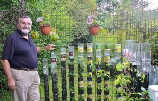¿No tiene espacio para un jardín? Esta idea podría ser una buena alternativa