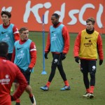 Junior Díaz no tuvo participación en derrota del Mainz 05 ante el Hamburgo