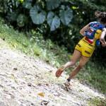 Sudafricano y chilena ganan la primera etapa de The Coastal Challenge 2015
