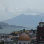 La foto del día desde Nápoles