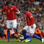 ¡Imparables! Brasil sumó su octava victoria de forma consecutiva