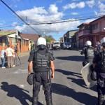 Autoridades detienen a 11 personas en León XIII por disturbios y agresión a oficiales