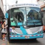 Fiscalización permanente del servicio mejoraría calidad de servicio de bus