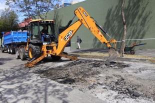 """Intervención de calle Los Damas es """"rutinaria"""", defiende Municipalidad"""