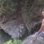 Tom Brady deja sin aliento a sus seguidores tras lanzarse a una poza en Costa Rica