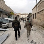 El EI mantiene cercados a 350.000 civiles en la ciudad siria de Deir al Zur