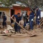 Suben a 17 los muertos y a 20 los desaparecidos por las lluvias en el norte de Chile