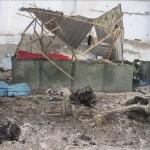 Aumenta a 21 el número de muertos del atentado con coche bomba en Mogadiscio