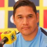 """Moisés Muñoz, portero del América: """"Dimos un buen paso en Costa Rica, falta concluir la obra"""""""